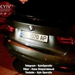 Брата скандальної Зайцевої піймали п'яним за кермом у Харкові - ЗМІ (фото)