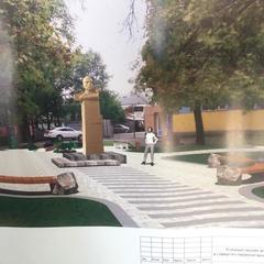 У Житомирі з'явиться пам'ятник Бандері (фото)