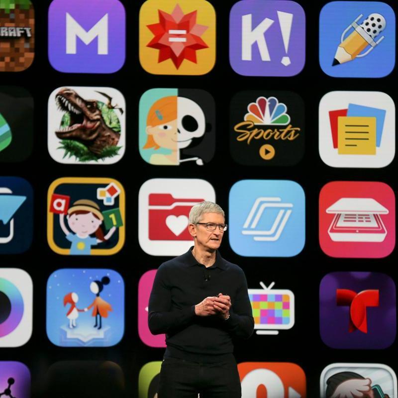 Apple представила нову iOS