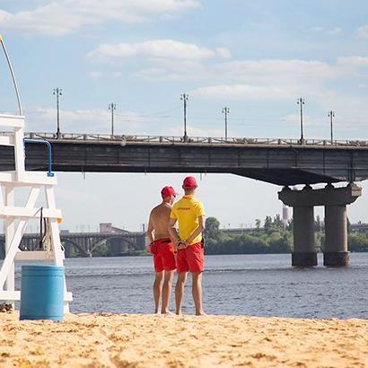 Де у Києві не можна купатися