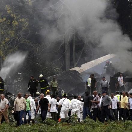 Поліпшився стан дівчини, яка єдина вижила в авіакатастрофі під Гаваною