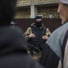 В окупованому Криму знову обшук