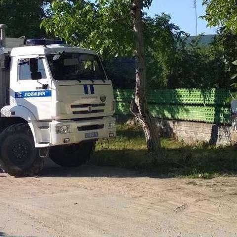 В Криму силовики затримали чоловіка за екстремізм