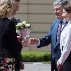 В Україну вперше приїхав принц Ліхтенштейну