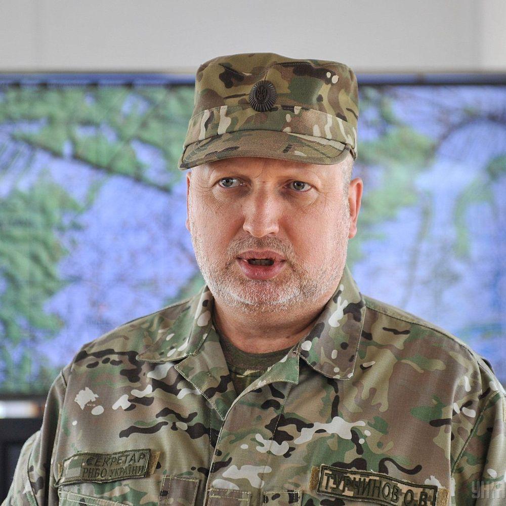 Турчинов назвав мету Путіна щодо України
