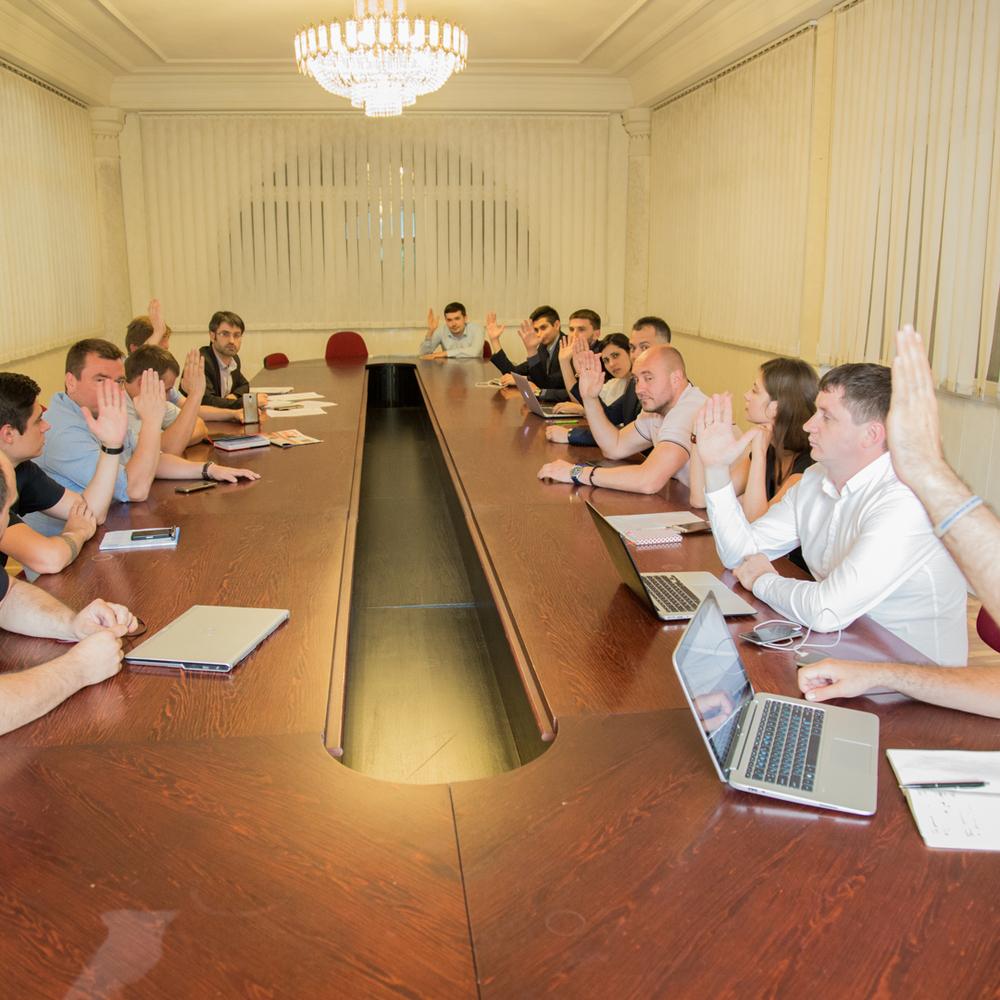НАБУ показало новий склад Ради громадського контролю