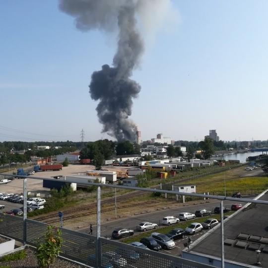 У Страсбурзі – потужний вибух, є поранені