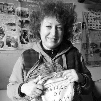 Померла відома одеська волонтерка Осмачко