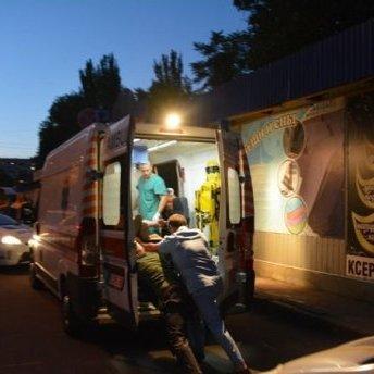 У Миколаєві сталася перестрілка: постраждалий отримав п'ять вогнепальних поранень