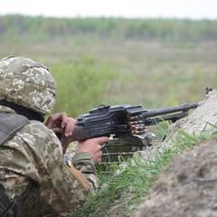 ООС: Бої тривали переважно із застосуванням стрілецької зброї, є втрати