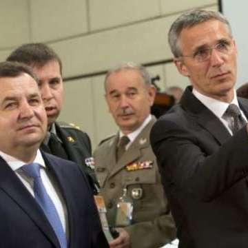 Полторак сьогодні у Брюсселі зустрінеться з Генсеком НАТО