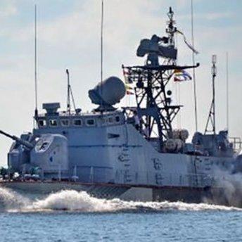 ВМС України розширили зону стрільб в Азовському морі