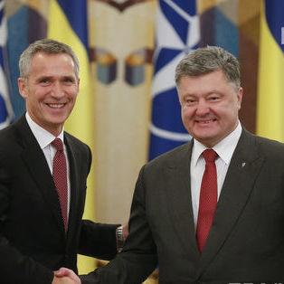 Столтенберг заявив, що Порошенка запросять на липневий саміт НАТО
