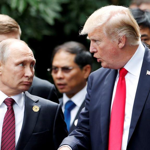 Путін попросив Курца організувати йому зустріч із Трампом в Австрії