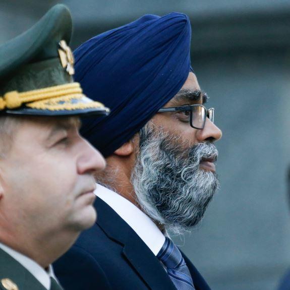 Міністр оборони Канади: Оттава збільшить розмір допомоги Україні