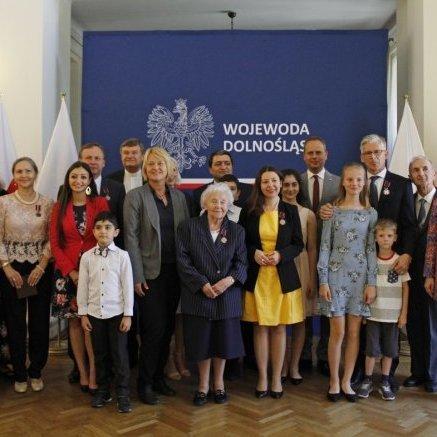 Представники української меншини в Польщі отримали державні нагороди