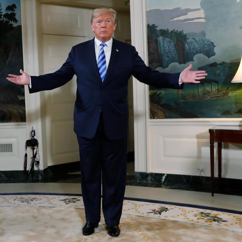 Трамп виступив за повернення Росії у G7
