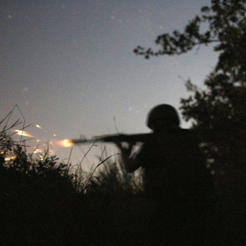 Українські військові змусили противника припинити вогонь біля Красногорівки, з початку доби двох бійців поранено