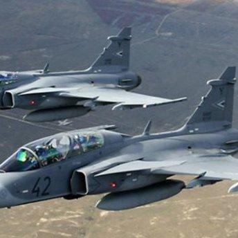 Угорщина підняла у повітря винищувачі через нелегальний літак з України, – ЗМІ