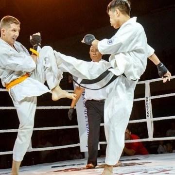 В Ужгороді триває чемпіонат світу з шидокан-карате