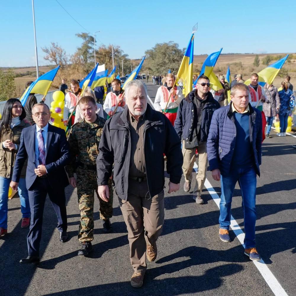 Жебрівський йде у відставку з посади голови Донецької ВЦА