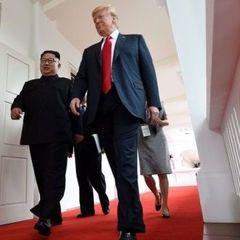 Дональд Трамп і Кім Чен Ин пообіцяли серйозні зміни для світу