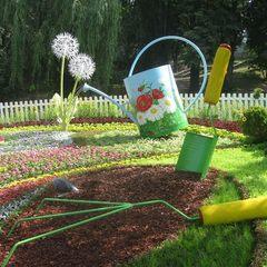 «Світ велетнів»: сьогодні у  Києві відкривається нова виставка квітів (фото)