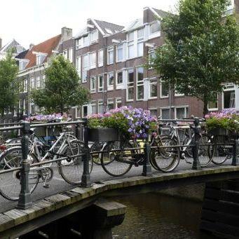 У Нідерландах хочуть доплачувати людям, які їздять на роботу велосипедом