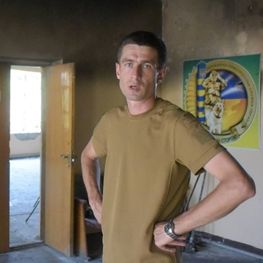 У Маріуполі підполковнику зламали щелепу за українську мову