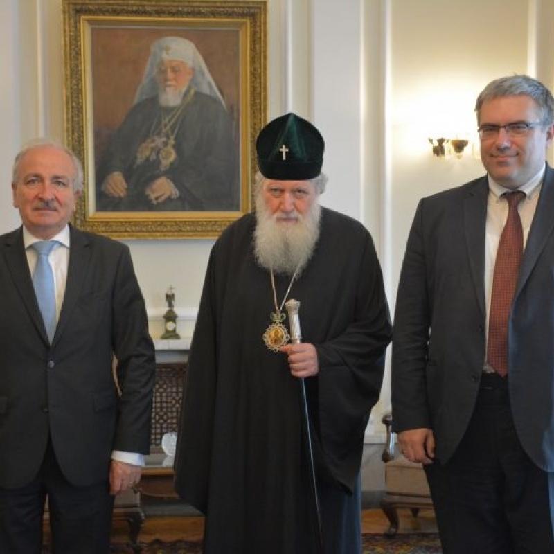 Болгарська православна церква не підтримала автокефалію України