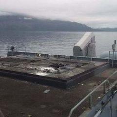 Під час навчань на німецькому фрегаті стався вибух (відео)