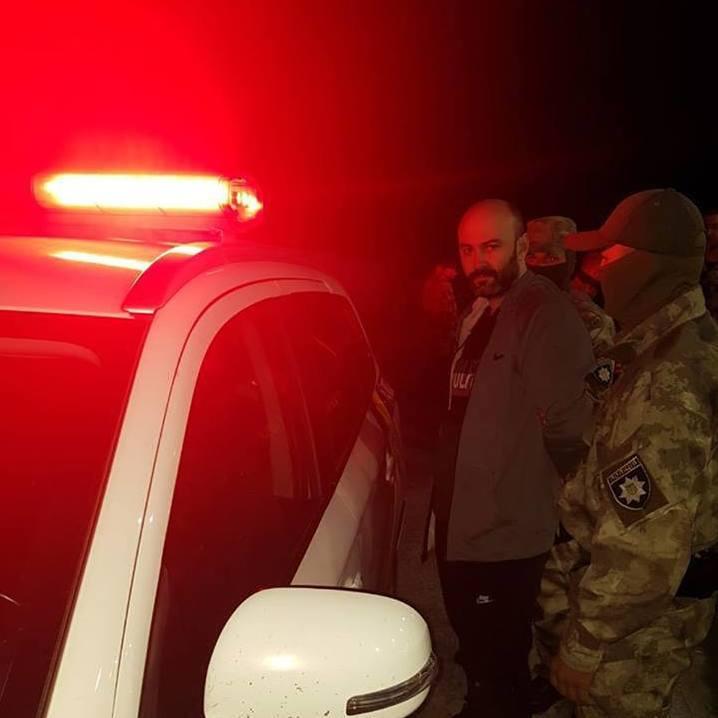 В Києві затримали злочинця, який утік із зали Миргородського суду