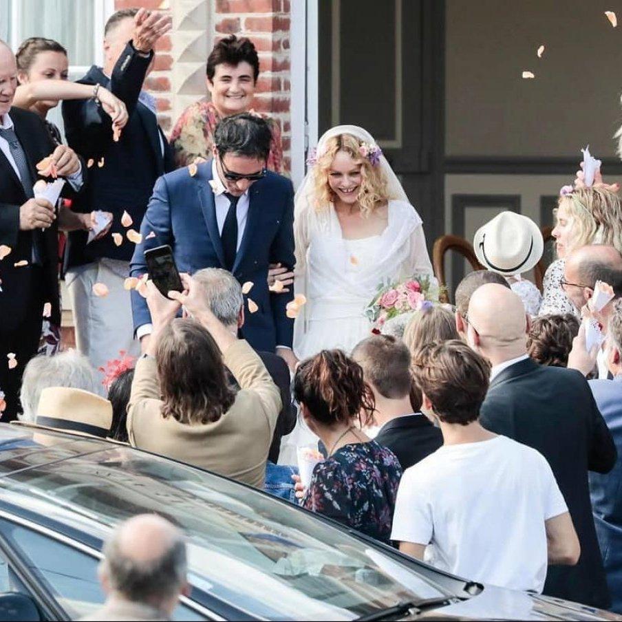Ванесса Параді вперше вийшла заміж, але не за Джонні Деппа