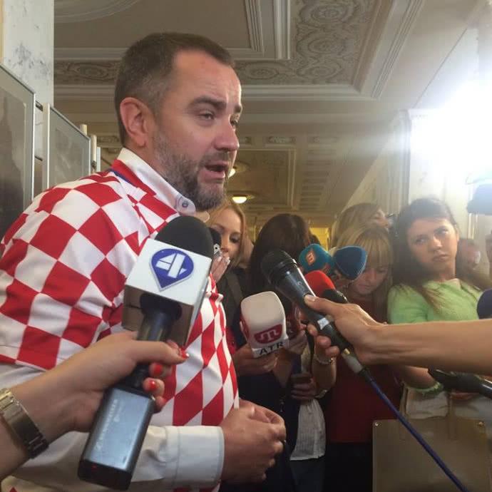ФФУ компенсує Вукоєвичу штраф за гасло «Слава Україні»