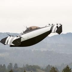 У США показали літаючий автомобіль BlackFly (відео)