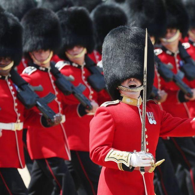 Гвардієць Єлизавети ІІ штовхнув туристку, яка намагалася зробити селфі (відео)