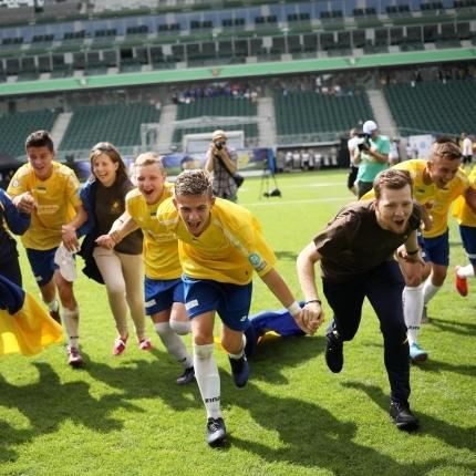 Українські діти стали у Варшаві чемпіонами