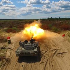 В Укроборонпромі похвалилися випробуваннями нового танка (відео)