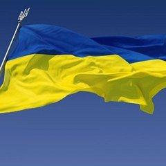 На Донеччині юнаки зірвали та підпалили прапор України