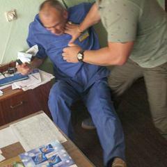На Дніпропетровщині побили лікаря