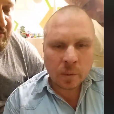 У київському супермаркеті чоловік погрожував україномовному покупцю та називав його «фашистом» (відео)