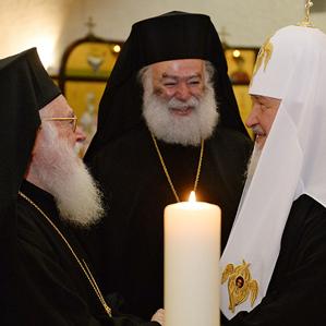 Варфоломій сказав Кирилу про намір дати Україні автокефалію