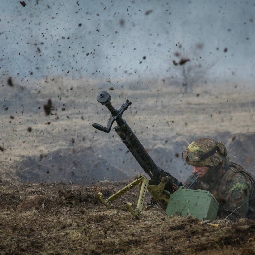 На Донбасі поранено 8 бійців ЗСУ