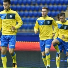 Візитівкою збірної України у Лізі націй стала «Червона рута» (відео)
