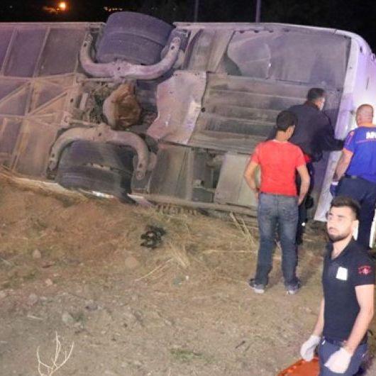 В Туреччині пасажирський автобус зазнав ДТП: 6 загиблих, 43 постраждалих
