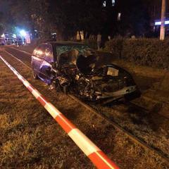 В Одесі BMW влетів в зупинку громадського транспорту: троє людей загинули, п'ятеро постраждалих (фото, відео)