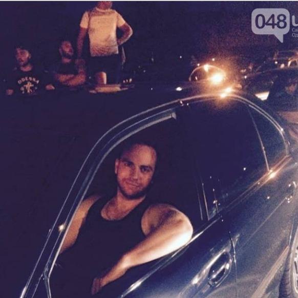 Стало відоме ім'я винуватця трагедії в Одесі - водія BMW (фото)
