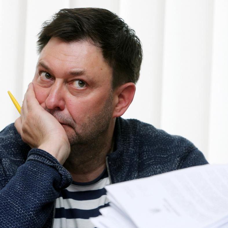 Вишинський у Росії отримав премію імені Політковської