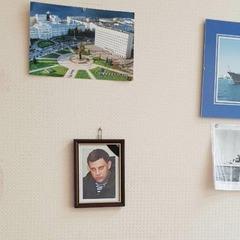 В Одесі співробітник морської академії, що повісив на стіну портрет Захарченка, залишився без роботи (фото)