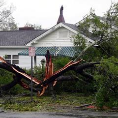 В США вирує ураган «Флоренс»: 5 людей загинули (фото)